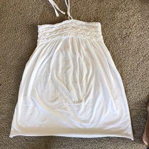 Girls swim suit cover up